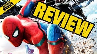Review - SPIDER-MAN HOMECOMING (Finally A Good One)
