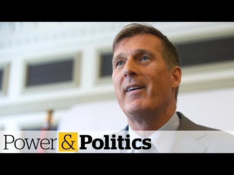 Maxime Bernier says People's Party would cap immigration levels at 150K | Power & Politics