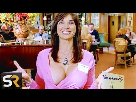 Speed Dating in The 40 Year Old Virgin