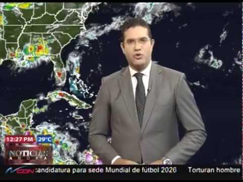 Onda tropical provocará lluvias en territorio nacional