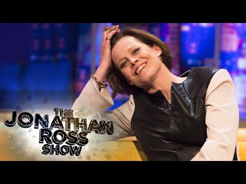 Sigourney Weaver Talks Avatar 2 - The Jonathan Ross Show