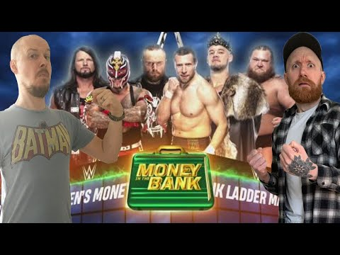WWE Money In The Bank 2020 LIVE Reactions! | WrestleTalk