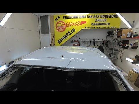 """""""Замена крыши. Надо резать стойки!"""": говорили они... Audi A6 начало. Часть 1"""