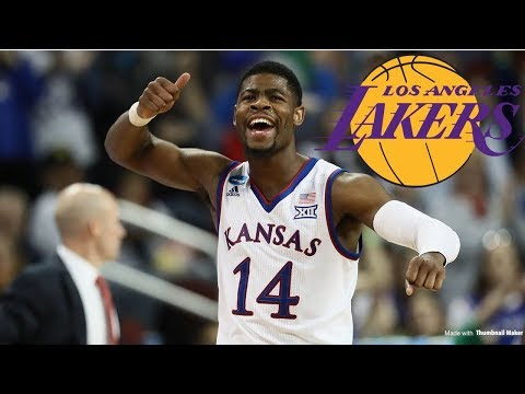 Lakers Sign Undrafted PG Malik Newman On a Two-Way Deal | NBA Draft 2018