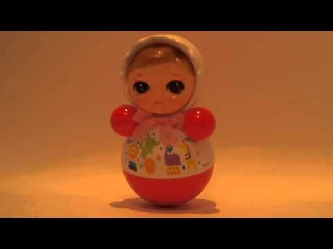 """Roly Poly Musical Toy 11"""""""
