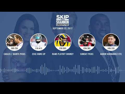 UNDISPUTED Audio Podcast (9.22.17) with Skip Bayless, Shannon Sharpe, Joy Taylor | UNDISPUTED