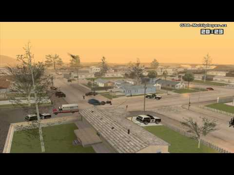 GTA-Multiplayer.cz | Palomino Creek - boj o apartmán | 1080p