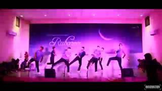 lnmiit rubaroo 2016 dance hip hop