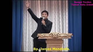 Khotbah Bpk. James Mendrofa 24 Juni 2018