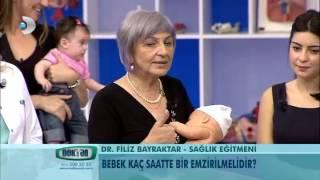 Bebek kaç saatte bir emzirilmelidir?