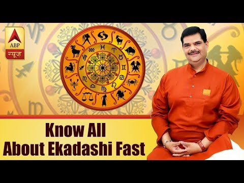 GuruJi With Pawan Sinha: Know All About Ekadashi Fast