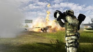 Battlefield 2: Armored Fury - Gameplay