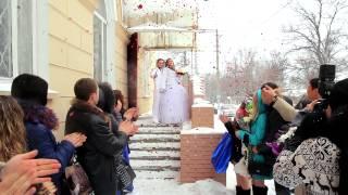 Свадьба Красный Луч. Ramiz&Liana