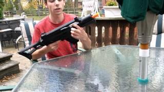 Umarex H G36C Sportline AEG Airsoft Gun (Black) REVIEW Part 1