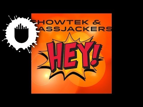 Showtek & Bassjackers - Hey! (Cover Art)