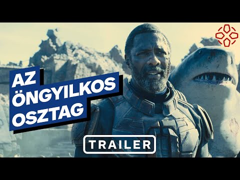 youtube filmek - The Suicide Squad - Az Öngyilkos Osztag - felnőtteknek szóló magyar előzetes