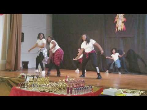 Latin Fever on 2 Recital 2017 - Never Give Up