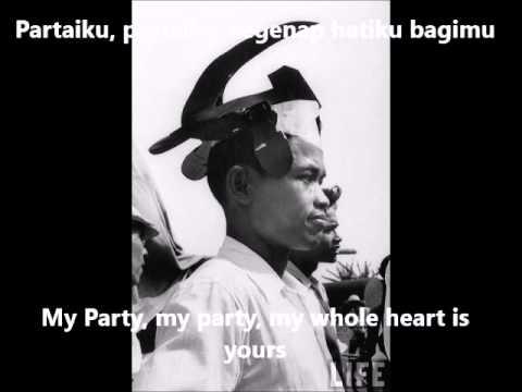 [Indonesian Communist Party] - Hymne PKI: Pujaan Kepada Partai