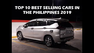 2018 Top 10 Best Selling Cars in the Philippines