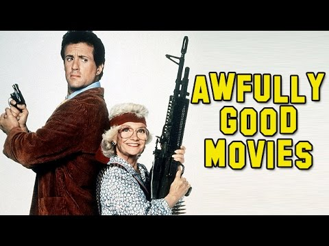 Awfully Good Movies: Stop! Or My Mom Will Shoot