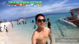 August 1, 2019/628 Philippines ??. My son Entong's first video. Mantigue Island ?