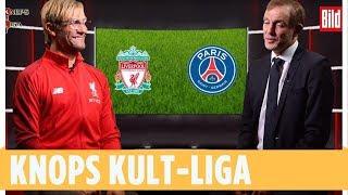 """Ich mach Tuchel zur Mona Loser""   Kult-Klopp vor Liverpool - PSG   Knops Kult-Liga"