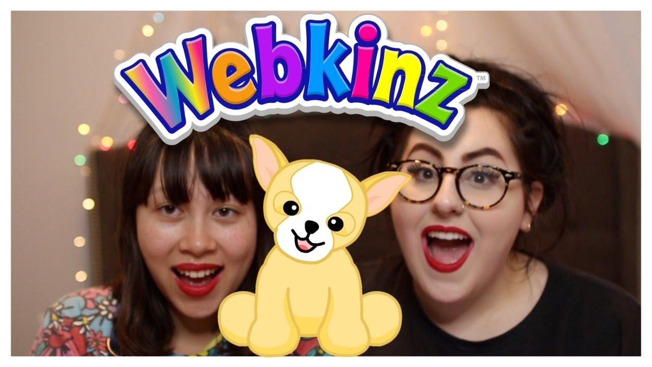 adults Webkinz for