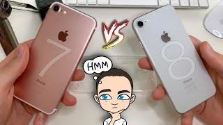 iPhone 8 или iPhone 7 в 2019 Что выбрать?  ОБЗОР и СРАВНЕНИЕ