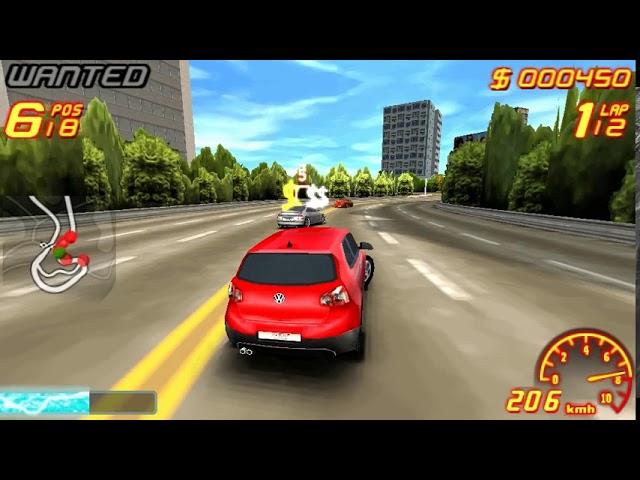 Jouez à Asphalt Urban GT 2 sur Sony PSP