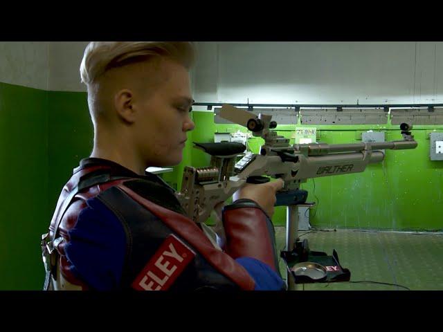 Спортивные школы Оренбуржья. Школа пулевой стрельбы