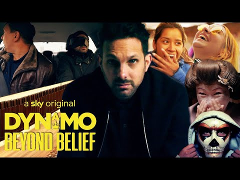Dynamo | Beyond Belief - Official Trailer
