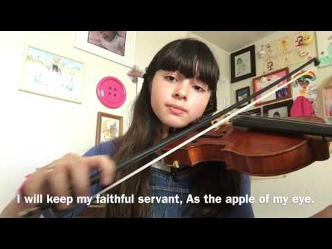 Fear Them Not! Song 33 Violin Sing to Jehovah