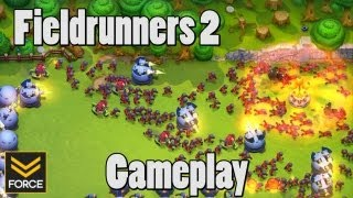 Fieldrunners 2 (Gameplay)
