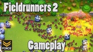 Fieldrunners 2 (Gameplay)