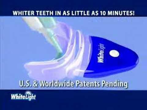 White Light Teeth Brightener