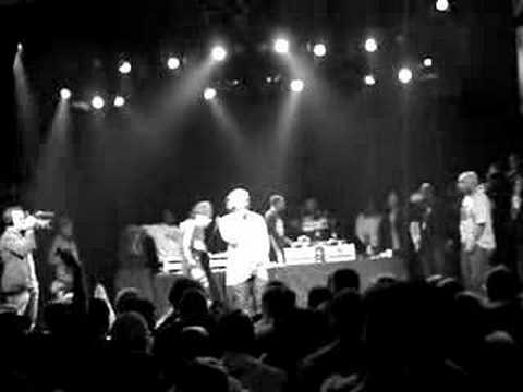 Showbiz and A.G. live from Irving Plaza Soul Clap 2-23-07