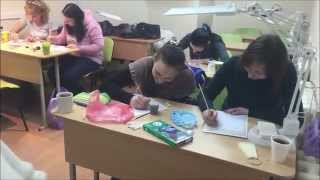 Курсы наращивания ногтей в Минске отзыв #2 - Древо знаний