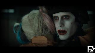 Harley and Joker (Dark Paradise)