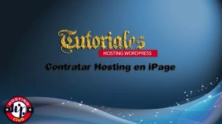 Contratar hosting iPage