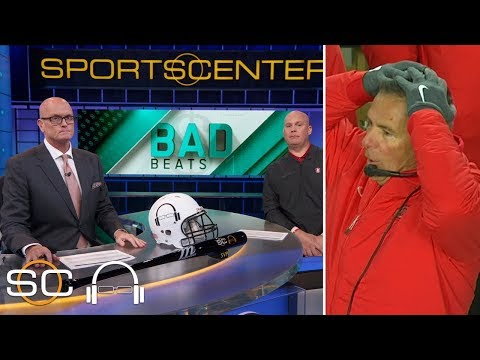 College Football Week 8's Worst Bad Beats | SC with SVP