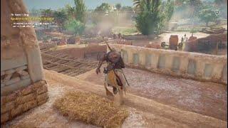 Assassin Creed origins scarab sting Main quest