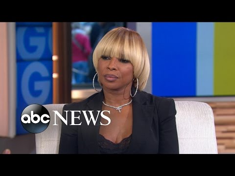 Mary J. Blige Full Interview on Overcoming Heartbreak, 'Thick of It'