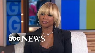 Mary J. Blige Full Interview on Overcoming Heartbreak,