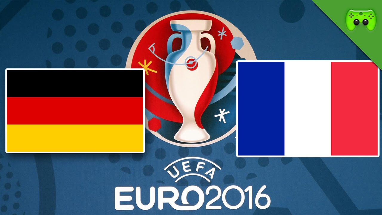 Em Spiel Deutschland Frankreich