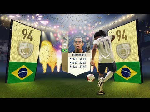 THE BEST PACKS FROM FIFA 09 TO FIFA 18 !!!