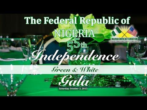 Nigerian America Foundation Gala 2015