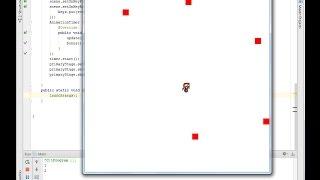 JavaFX. Tutorial 22. Mini-Game  (Урок 22. Разработка мини-игры) rus