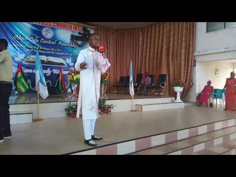 NGOSRA BISMARK live at Akyem ODA CAC Old Town