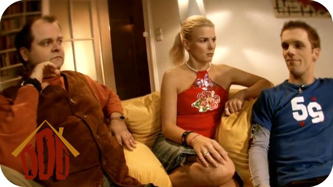 Verona Feldbusch nackt | Die Dreisten Drei - Die Comedy-WG