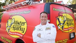 Mister Sparky Electrician Houston | Common Electrical Repairs by Houston Electricians